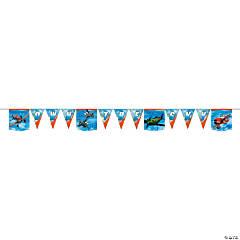 Plastic Disney Planes Birthday Banner