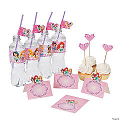 Plastic Disney Princess Labeling Kit
