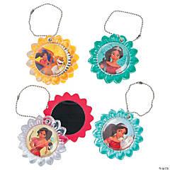 Plastic Disney's Elena Slide Mirror Keychains