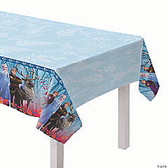 Plastic Disney's Frozen II Tablecloth