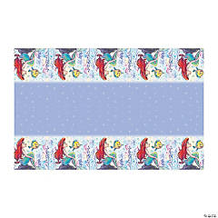 Plastic Disney The Little Mermaid™ Ariel Tablecloth