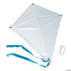 Plastic DIY Kites