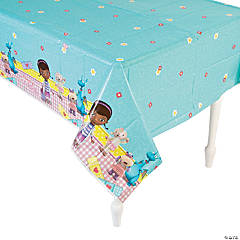 Plastic Doc McStuffins Table Cover
