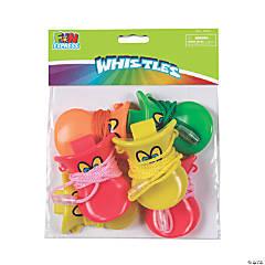 Plastic Duck Beak Whistles