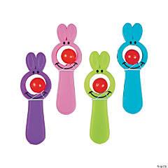 Plastic Easter Bunny Bull's-Eye Game