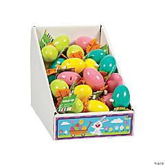 Plastic Easter Egg Wind-Ups PDQ