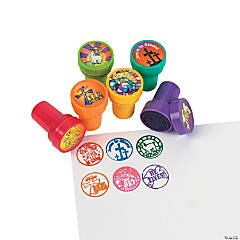 Plastic Easter Inspirational Stampers