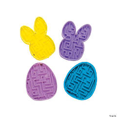 Plastic Easter Maze Puzzles