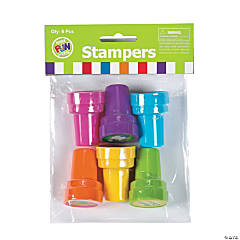 Plastic Easter Stampers