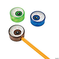 Plastic Eyeball Pencil Sharpeners
