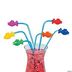Plastic Fish Straws