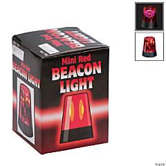 Plastic Flashing Mini Beacon Lights