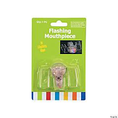 Plastic Flashing Teeth Mouthpiece