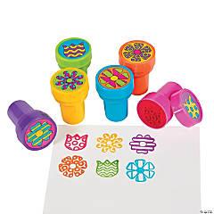 Plastic Flower Stampers