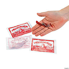 Plastic Fortune Fish