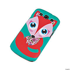 Plastic Fox Character Samsung® S3 Case