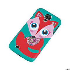 Plastic Fox Character Samsung® S4 Case