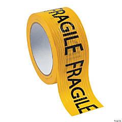 Plastic Fragile Duct Tape