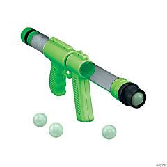Plastic Glow-in-the-Dark Moon Blaster Gun