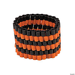 Plastic Halloween Fuse Bead Bracelet Craft Kit