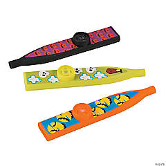 Plastic Halloween Kazoos