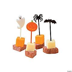 Plastic Halloween Picks