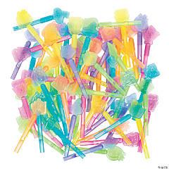Plastic Halloween Whistles