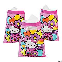 Plastic Hello Kitty Rainbow Treat Bags