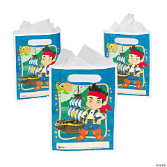 Plastic Jake & the Never Land Pirates™ Treat Bags