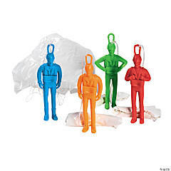 Plastic Jumbo Paratroopers