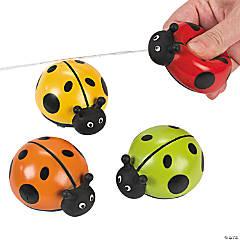 Plastic Ladybug Squirts