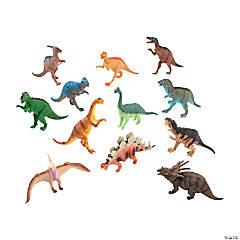Plastic Large Dynamite Dinosaurs