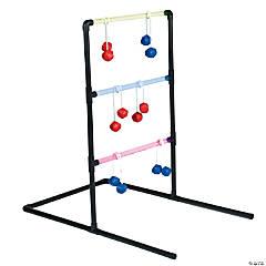 Plastic LED Ladder Ball Toss Game