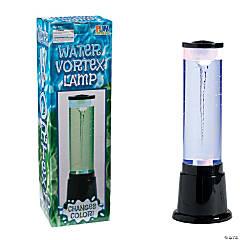 Plastic LED Vortex Lamp