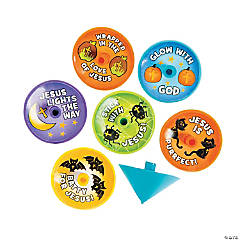 Plastic Little Boolievers Mini Spin Tops