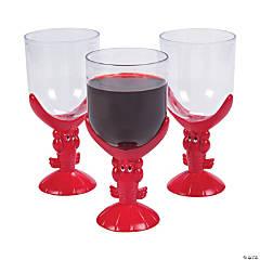 Plastic Lobster Glasses