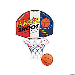 Plastic Magic Shoot Basketball Game