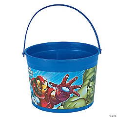 Plastic Marvel Avengers™ Favor Container