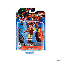 Plastic Marvel™ Iron Man Figurines
