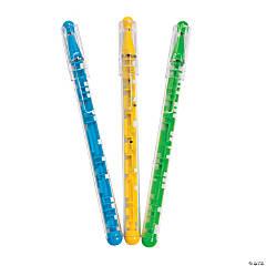 Plastic Maze Puzzle Pens