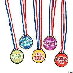 Plastic Mega Awards Medal Assortment