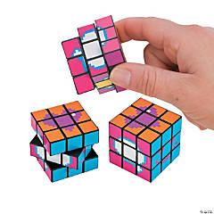 Plastic Mini Magic Digicubes