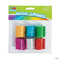 Plastic Mini Prismatic Magic Springs