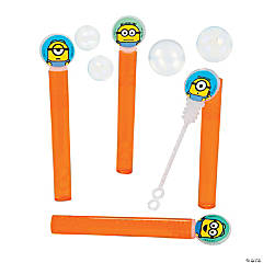 Plastic Minions™ Bubble Wands