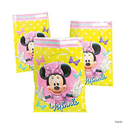 Plastic Minnie Bowtique Goody Bags