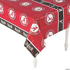 Plastic NCAA™ Alabama Crimson Tide Table Cover
