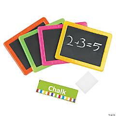 Plastic Neon Chalkboard Sets