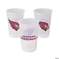 Plastic NFL® Arizona Cardinals Cups