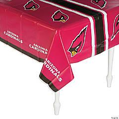 Plastic NFL® Arizona Cardinals Tablecloth