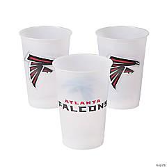 Plastic NFL® Atlanta Falcons Cups